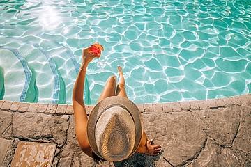 Sommergefühl in der Safran Drogerie